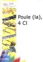 Immagine di Poule (la), 4 Clarinettes - Jean Philippe RAMEAU - Robert Martin