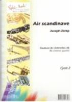 Immagine di Air Scandinave, 4 Clarinettes - Robert Martin