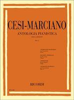 Immagine di Antologia Pianistica Per La Gioventù - Fasc. I - Per Pianoforte Di Sigismondo Cesi, E. Marciano - Ricordi