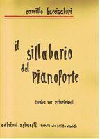 Immagine di Sillabario Del Pianoforte - Claudio Bacciagaluppi