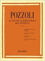 Picture of Tecnica Giornaliera Del Pianista - E. Pozzoli - Ricordi