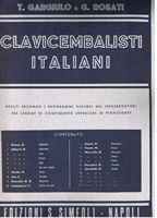 Immagine di Clavicembalisti Italiani - T. Gargiulo - Simeoli