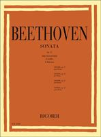 Picture of 32 Sonate: N. 23 In Fa Min. Op. 57 'Appassionata' - L. Van Beethoven - Ricordi