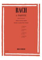 Picture of 6 Partite Bwv 825 - 830 - J. S. Bach - Ricordi