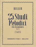 Immagine di 25 Studi melodici op. 45 - Curci