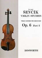 Immagine di Violin Method For Beginners Op. 6 Part 2 - Otakar Sevcik - Bosworth