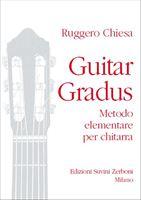 Picture of  Guitar Gradus - Metodo Elementare Per Chitarra - Ruggero Chiesa