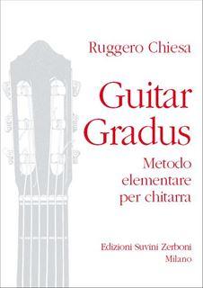 Immagine di  Guitar Gradus - Metodo Elementare Per Chitarra - Ruggero Chiesa