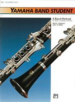 Immagine di Alfred's Yamaha Band Student, Book 1