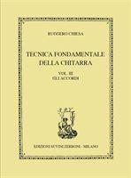 Picture of Tecnica Fondamentale Vol. 3 Gli Accordi - R. Chiesa