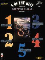 Immagine di Metallica - 5 of the Best - Vol. 1