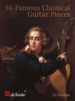Immagine di 36 Famous Classical Guitar Pieces