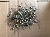 Picture of 680 ohm 1 watt ERIE NOS Resistors MADE IN USA