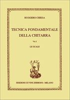 Picture of Tecnica Fondamentale Vol. 1 Le Scale - R. Chiesa