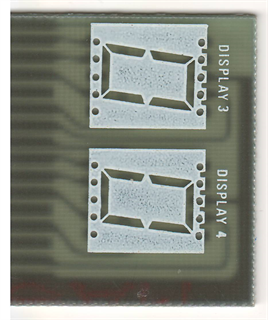 Picture of Nuova Elettronica CS KIT LX 230 CONTAGIRI DIGITALE PER AUTO - DISPLAY