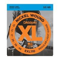 Picture of D'ADDARIO EXL110 Nickel Wound, Regular Light, 10-46