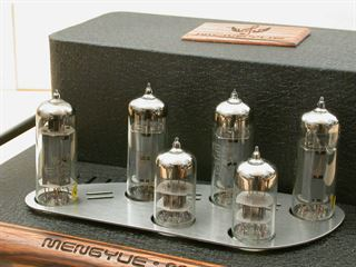 Picture of MUSIC ANGEL 6P1 Integrated Amplifier