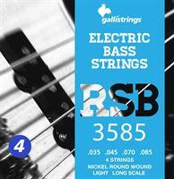 Immagine di Galli RSB3585 Muta di corde per basso 035-085 Light