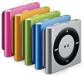 Immagine di OMAGGIO iPod Shuffle Mini lettore MP3 microSD con CLIP